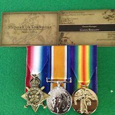 Replica Set of World War 1 Medals