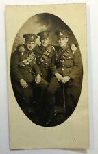WW1 Postcard Trio Royal Field Artillery