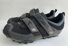Diadora Geko Black Mountain Biking Cycling Shoes Men Sz 7 EUR 40