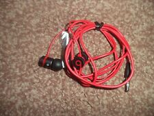 Beats by Dr. Dre UrBeats In-Ear Only Headphones - Red/Black