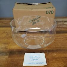 PRINCESS HOUSE HERITAGE LARGE SERVING BOWL # 070 New in Box! Pasta/ Salad LOOK