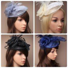 Kopfschmuck Hut mit Stirnband, Ascot, Rennen,Hochzeit, Damen Tag