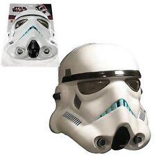 Star Wars Licensed Stormtrooper 2 pc Full Helmet Mask Costume Cosplay Rubies