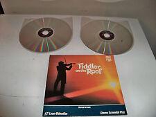 Fiddler on the Roof Laserdisc, EUC