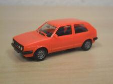 Herpa - VW Golf II GTI - 3-türig - leuchtorange - Adventskalender 1993 - 1:87