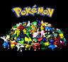 24pcs Pokemon Monster Auction Figures Pikachu Japan Anime Lots Mini toys HOT F2