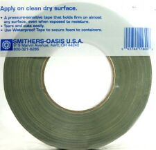 1/4� Green Waterproof Tape -60 yard roll- Oasis Floral Products