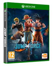 JUEGO PARA XBOX ONE -  JUMP FORCE - ESPAÑOL - NUEVO