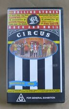 ROLLING STONES ROCK AND ROLL CIRCUS CONCERT CASSETTE