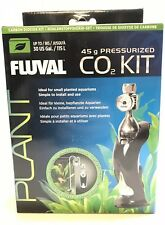 Fluval 45g Pressurized CO2 Kit Small Planted Aquariums Up To 30 US Gall 5548
