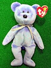 TY Beanie Baby CLUBBY II The BBOC Teddy Bear 1999 Retired - MWMT