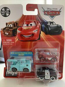 Disney Pixar Cars Mini Racer Tokyo Mater Series Tokyo Mater Sheriff McQueen