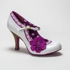 High Heel (3-4.5 in.) Slim Textile Shoes for Women
