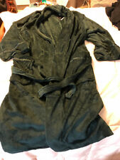 NEW ADULT INTIMO HUNTER GREEN BATH NIGHT SLEEP ROBE & BELT ONE SIZE FITS MOST