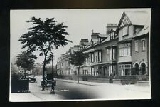 BRIDLINGTON Yorkshire  Horsforth Avenue - Houses and Cars   RP
