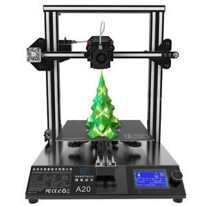 Geeetech A20 3D Printer Break-resuming Capability 250*250*250mm From UK