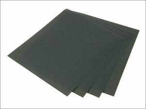 Faithfull - Wet & Dry Paper Sheets 230 x 280mm A320 (25) -