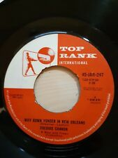 Freddie Cannon - Way Down Yonder In New Orleans - Top Rank Records 247