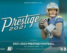 2021 Panini Prestige Football U-Pick Rookies Veterans Inserts Complete your set