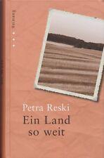 Petra Reski Ein Land so weit (Ostpreußen) gebunden 2009