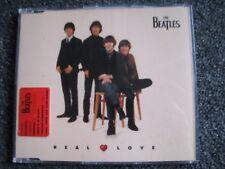 The Beatles-Real Love CD-4 Tracks-1996 Holland-Apple