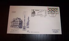 France Space Related Event Cover - Village Of Past And Future Vernon 3/6/1986
