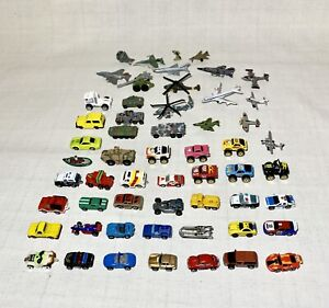 Lot of 56 Micro Machines Galoob LGTI Roadster Convertible Mixed Vintage 1990s