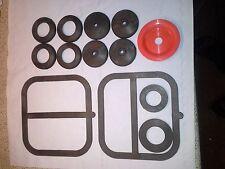 Wasserpumpe Kolbenpumpe. Loewe WN 300 Ventilgummis +Ventilplattendichtung