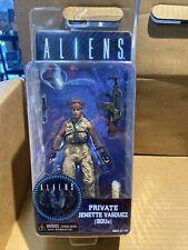 Neca Aliens Private Jenette Vasquez BDUs Space Marine 30th Anniversary