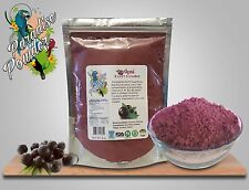 ACAI BERRY POWDER (5 lb) 100% Natural Superfood anti-aging Paradise Powder