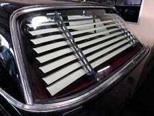 NEW!!! Rear Venetian Blind for Mercedes Benz w108 (chrome)