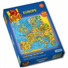 Gibson Maps 100 - 249 Pieces Jigsaws & Puzzles