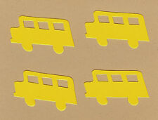Bus #4 Die Cuts - AccuCut