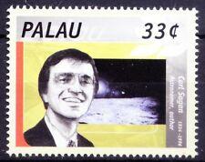 Palau 2000 MNH, Carl Sagan, Astronomer, Author from USA (H3n)