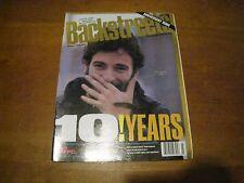 Backstreets Bruce Springsteen fanzine magazine #34/35 Double Issue 1991 FreeShip