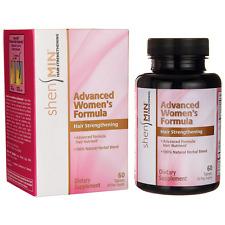 Natrol, Shen Min, Hair Stregthening, Advanced Women's Formula, 60 Tablets
