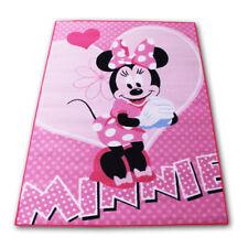 Disney Minnie Mouse Spiel Teppich 133x95cm Prinzessin Spielteppich Kinderteppich
