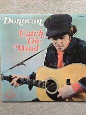 DONOVAN - CATCH THE WIND (HALLMARK UK VINYL LP)