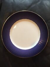 "Wedgwood Midnight UK made Salad Plate 8"" NEW Classic Design"