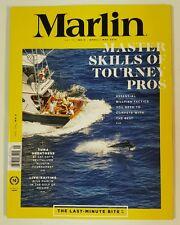 Marlin Master Tourney Pros Skill Billfish Tactic Vol 35 #3 2016 FREE SHIPPING JB
