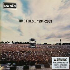 OASIS Time Flies 1994-2009 2CD Set Brand New And Sealed