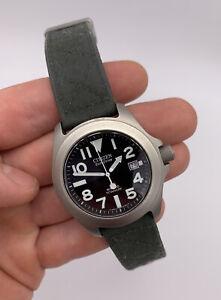 Mens Citizen Eco-drive Titanium Tough Watch