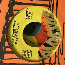 Festivals- Baby Show It/Take Your Time- Colossus CS 136- VG+ Soul 45