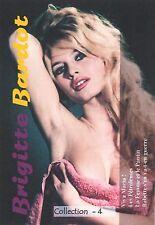 Brigitte Bardot Collection 4. Français. 4 films. Pas de sous-titres.