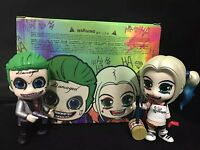 2X Action Figure Doll Toy/SUICIDE SQUAD HARLEY QUINN&JOKER