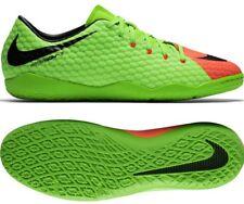 Nike HypervenomX Phelon III IC Indoor Soccer Futbol Shoes 852563-308 sz 11 Green