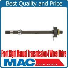 AP Intermediate Shaft Front Right 07-12 Manual Transmission 4 Wheel Drive Escape