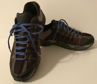 Columbia Tech Lite Omni-Grip Charcoal & Gray Men's Hiking Shoes Size  8.5