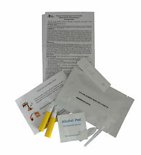 1 x GP/Medical Professional Stomach Ulcer Helicobacter H Pylori Blood Test Kit