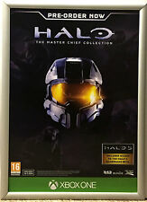 Halo The Master Chief Collection RARE XBOX ONE 42cm x 60cm Promo Poster